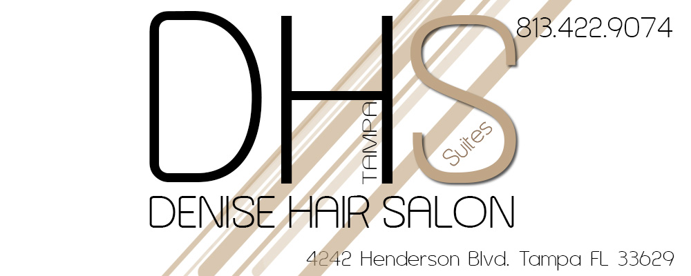 Denise Hair Salon Tampa Logo
