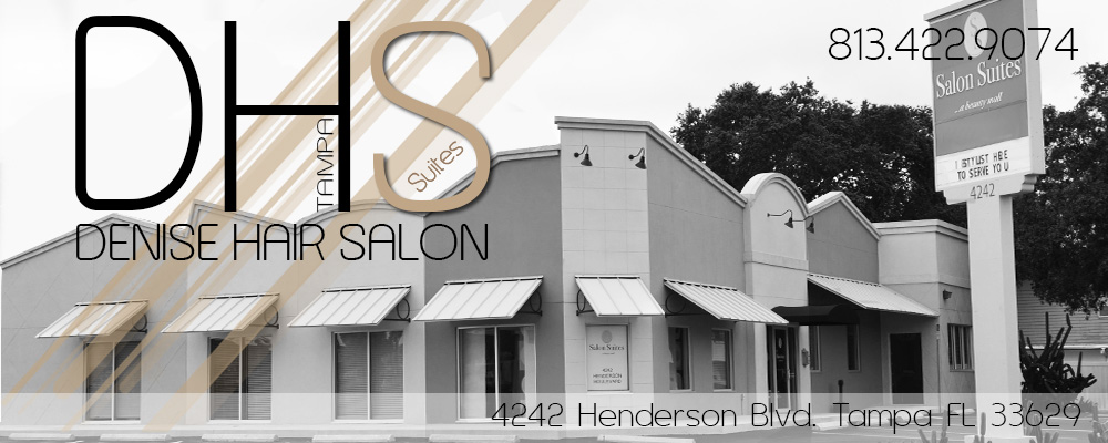 Denise Hair Salon Tampa Location