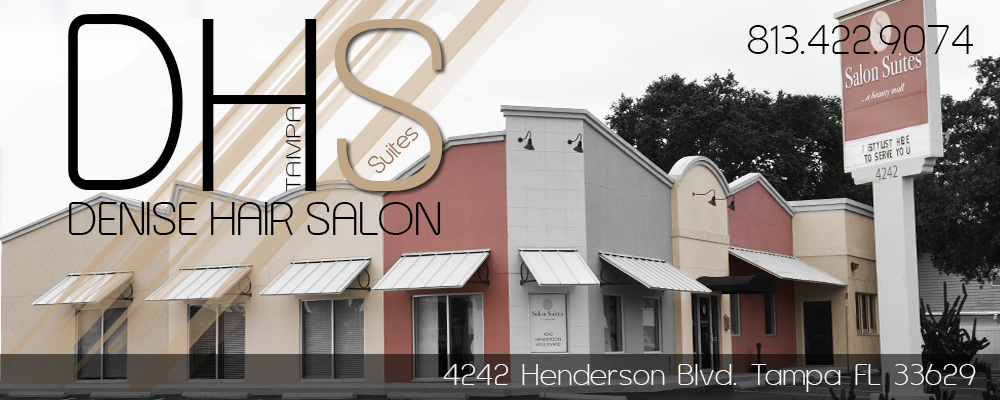 Denise Hair Salon located at the Salon Suites in South Tampa